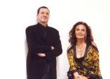 Roberto and Diane von Furstenberg